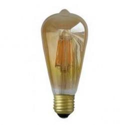 AMPOULE LED FIL GLOBE  E27 5W