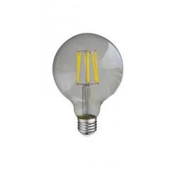 AMPOULE LED FIL GLOBE E27 8W