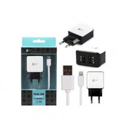 CHARGEUR SECT. +CORD IPHONE5/6