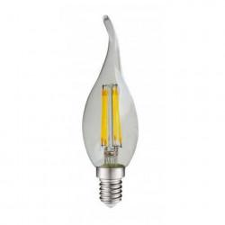 AMPOULE LED  C .D .VENT E14 4W