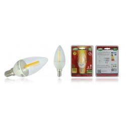 AMPOULE LED F. FLAMME E14 3W