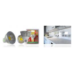 AMPOULE LED GU5.3 4 W