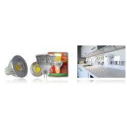 AMPOULE LED GU5.3 6 W