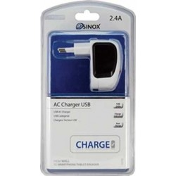 CHARGEUR MURAL / USB  TAB. 2.4