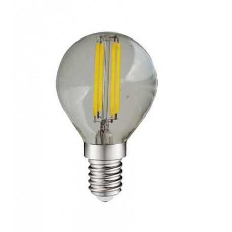 ampoule led fil ronde e14 4w sidem. Black Bedroom Furniture Sets. Home Design Ideas