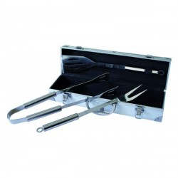 VALISE BARBECUE 3 PIECES