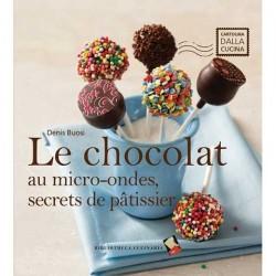 LIVRE  DE RECETTES CHOCOLAT