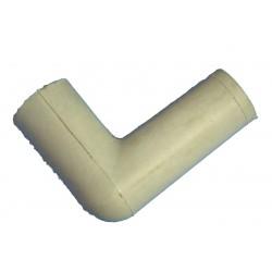RACCORD 90 POUR TUYAU PVC